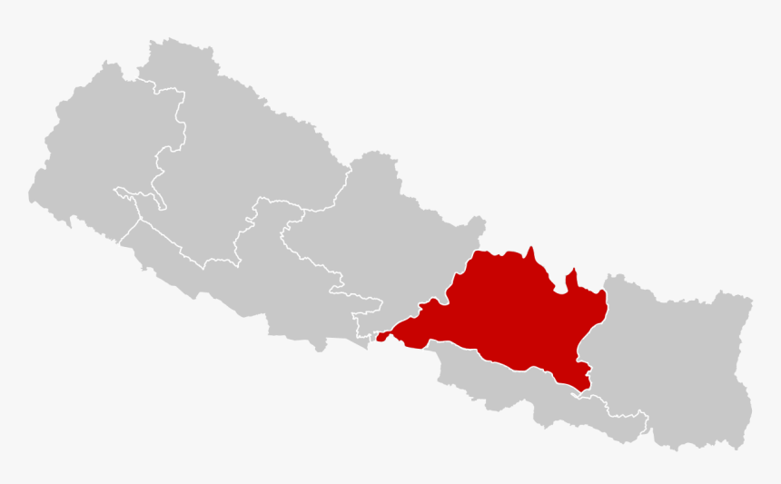 Cov#19 Outbreak Cases In Nepal - Capital City Of Nepal Map, HD Png Download, Free Download