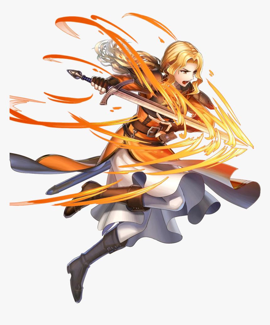Art Id - - Fire Emblem Heroes Eyvel, HD Png Download, Free Download