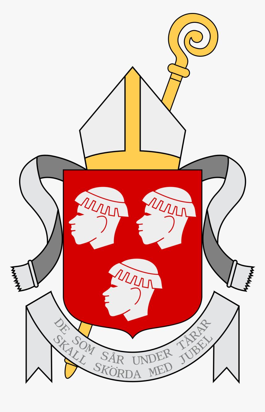 Växjö Biskop Vapen, HD Png Download, Free Download