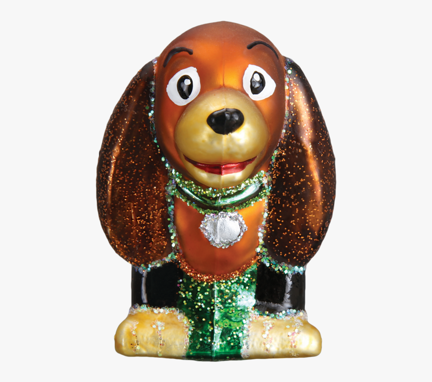 Toy Coil Dog Old World Christmas Ornament - Dachshund, HD Png Download, Free Download