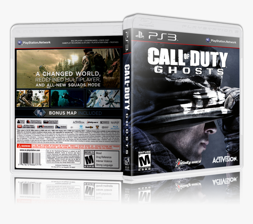 Call Of Duty Wii U, HD Png Download, Free Download
