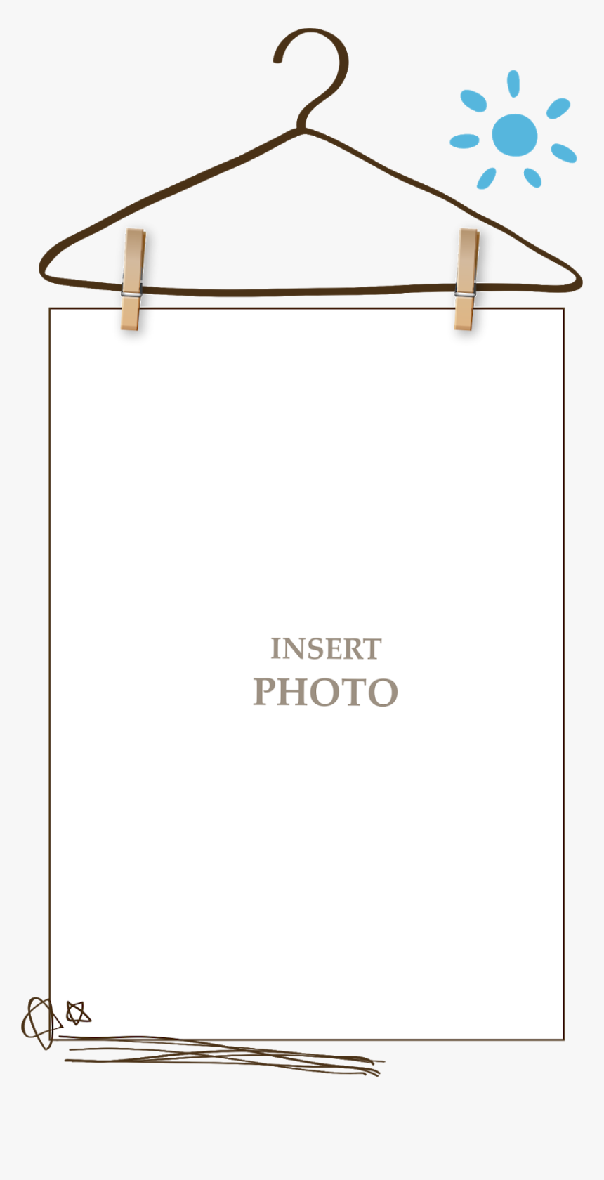 Photo Frame Png Hd - Paper, Transparent Png, Free Download