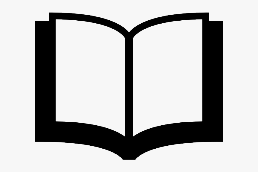 Transparent Open Book Icon Png - Icono Libro, Png Download, Free Download