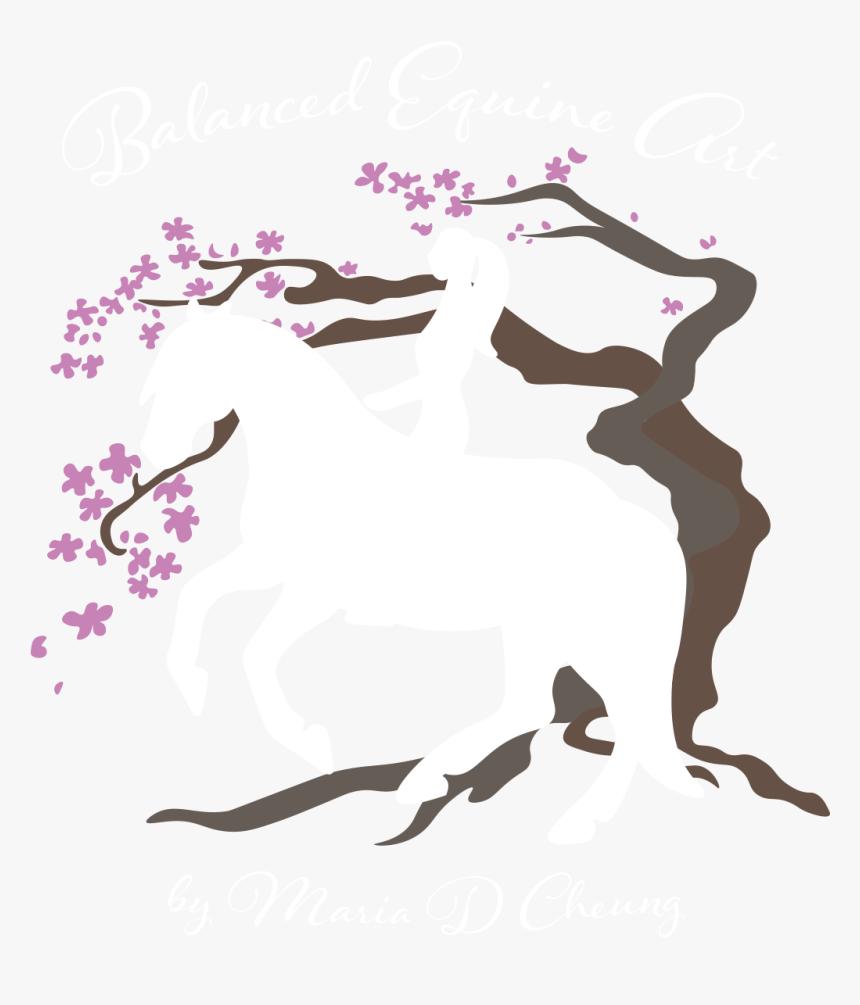 Balanced Equine Art - Illustration, HD Png Download, Free Download