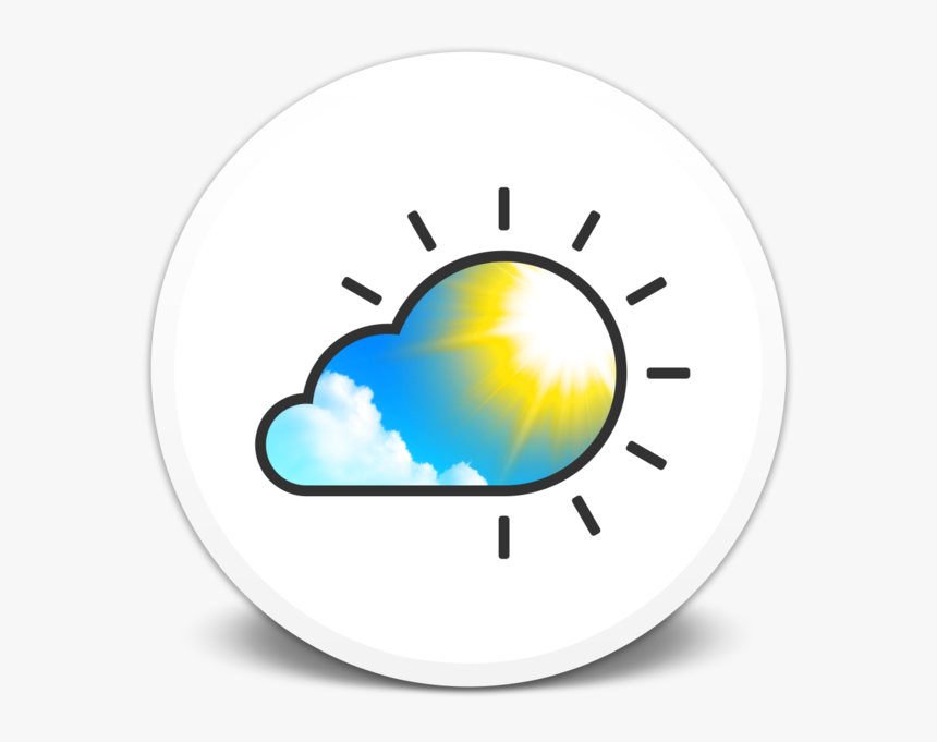 Weather Live On The Mac App Store - Weather Live Icon Png, Transparent Png, Free Download