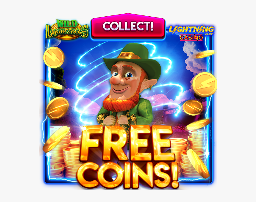 Lightning Link Casino Free Coins Hd Png Download Kindpng