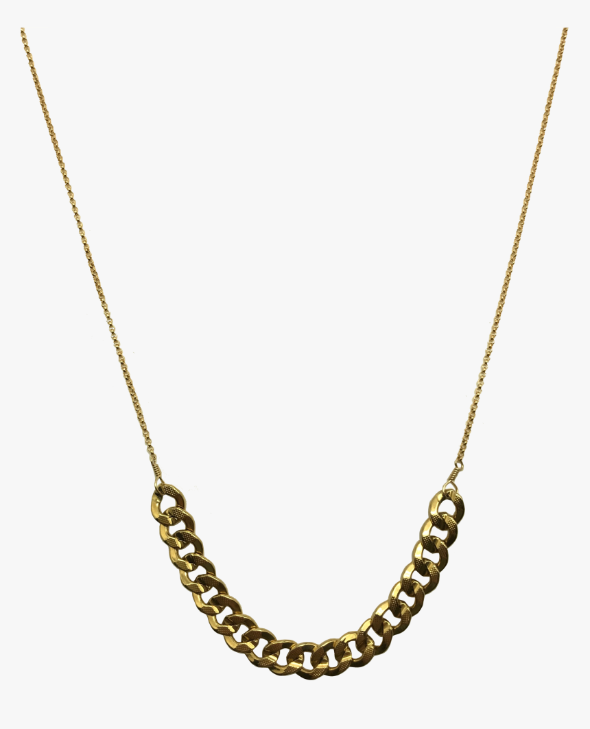 Brooklyn Chain In 14k Gold - Gold, HD Png Download, Free Download