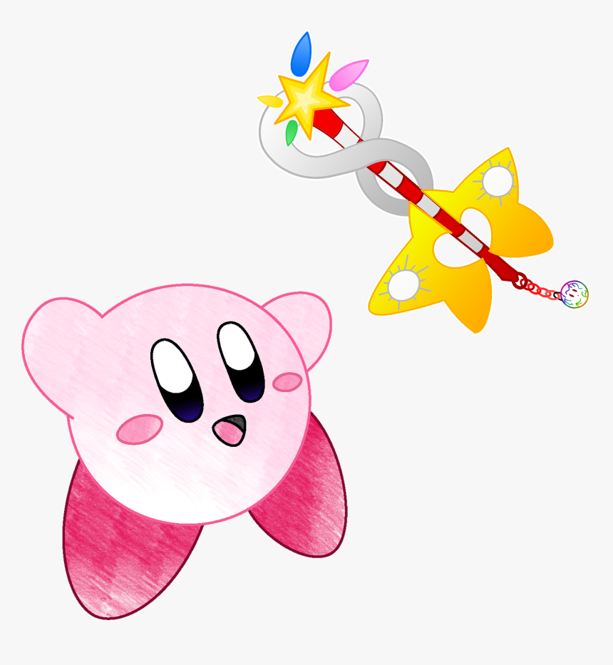 Kirby Keyblade, HD Png Download, Free Download