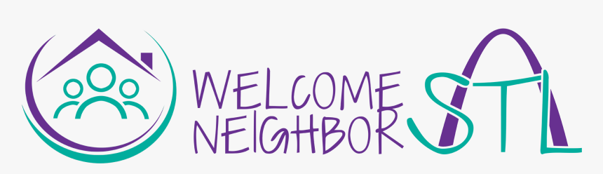 Community Support Group For St - Welcome Neighbor Stl, HD Png Download, Free Download
