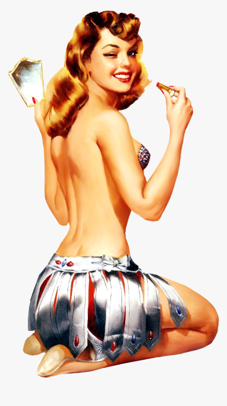 Transparent Pin Up Girls Png - Pinup Girls, Png Download, Free Download