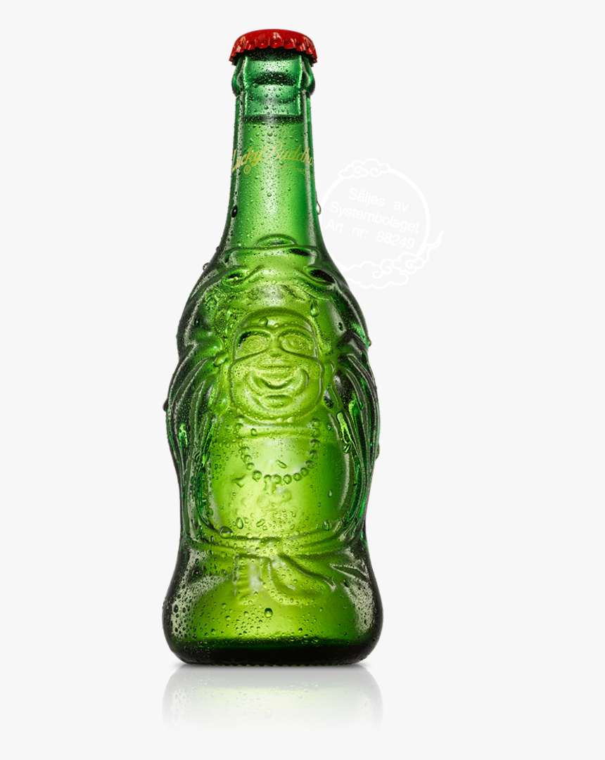 Lucky Buddha Beer Png, Transparent Png, Free Download