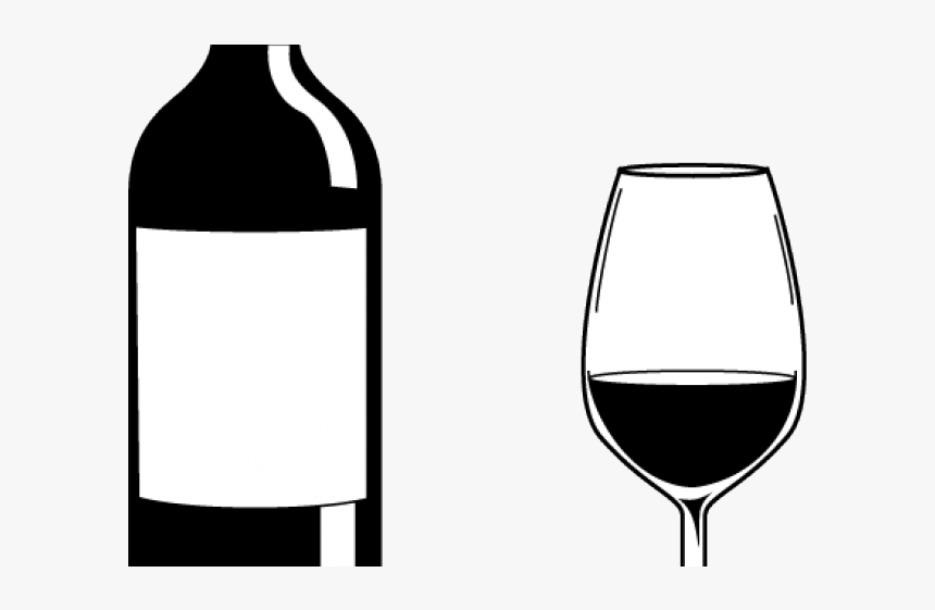 Wine Glass Outline Png, Transparent Png, Free Download