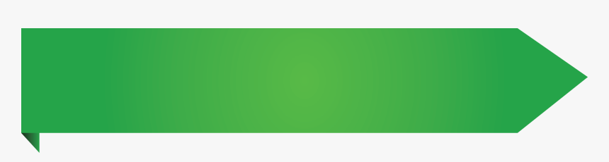 Green Banner Png- - Green Ribbon Banner Png, Transparent Png, Free Download