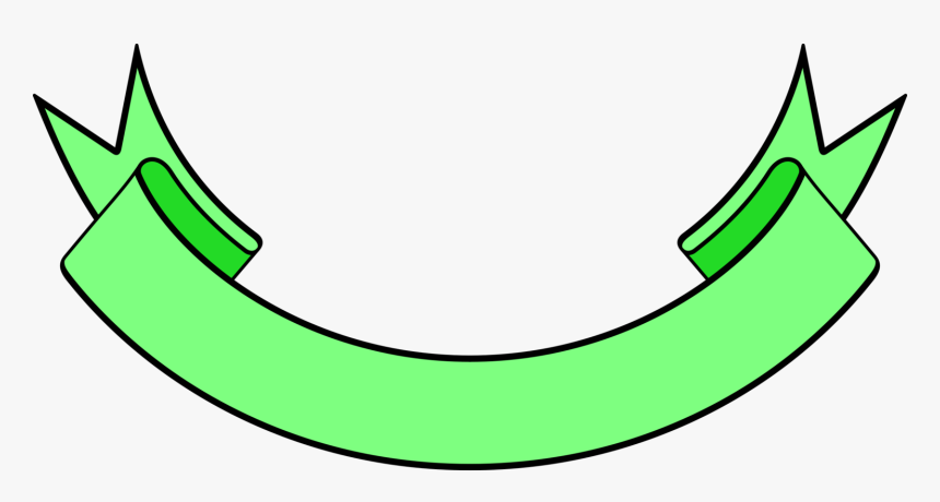 Banner Shape, HD Png Download, Free Download