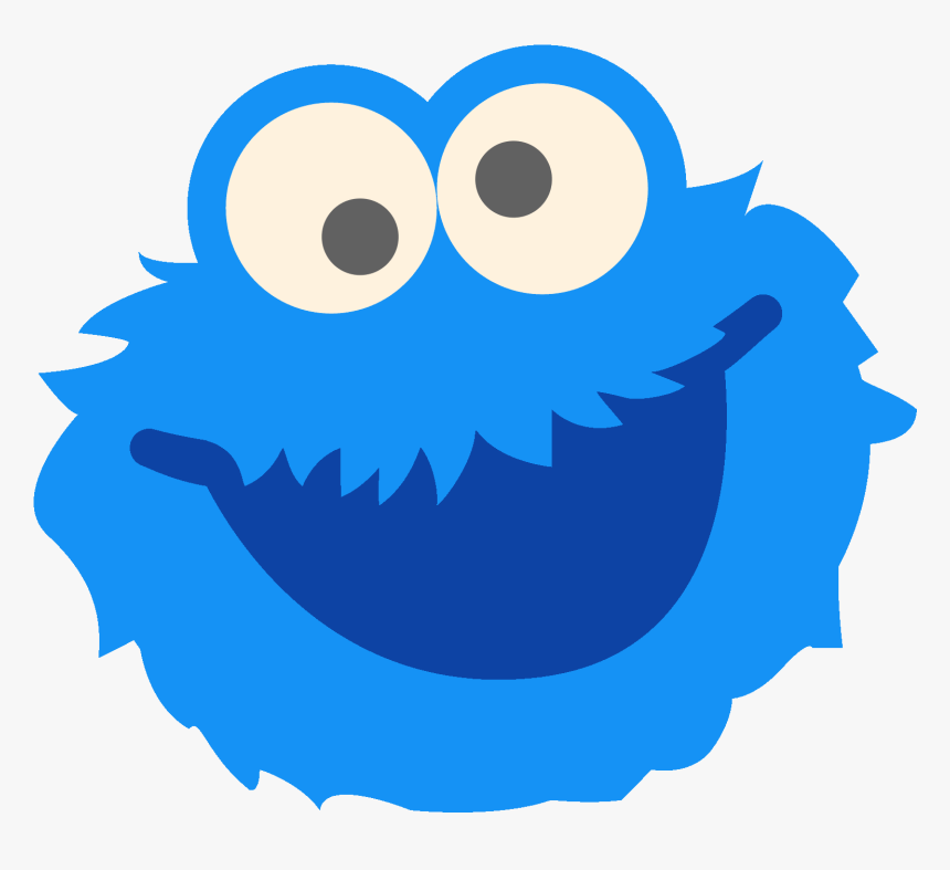 Cookie Monster Clipart Well Known Free Transparent Cookie
