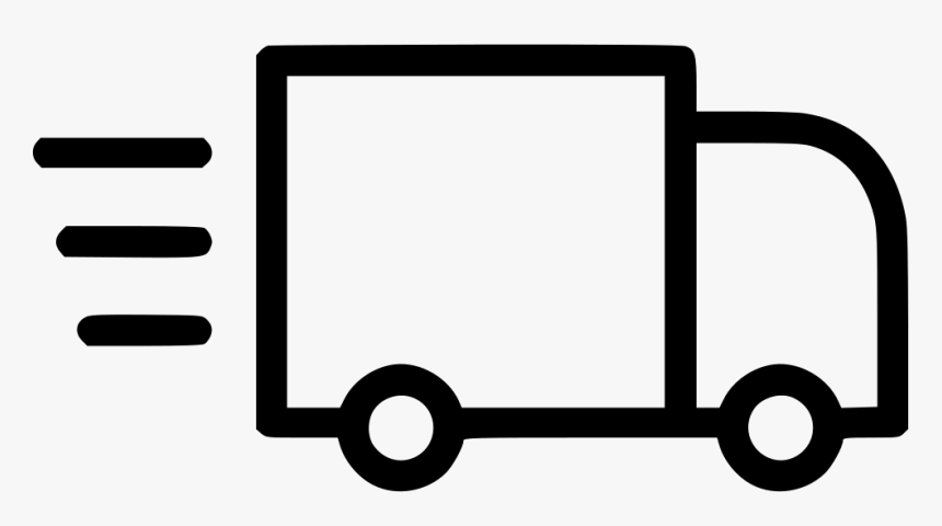 Truck Delivery Shipping Van Fast Package - Truck Icon Delivery ...