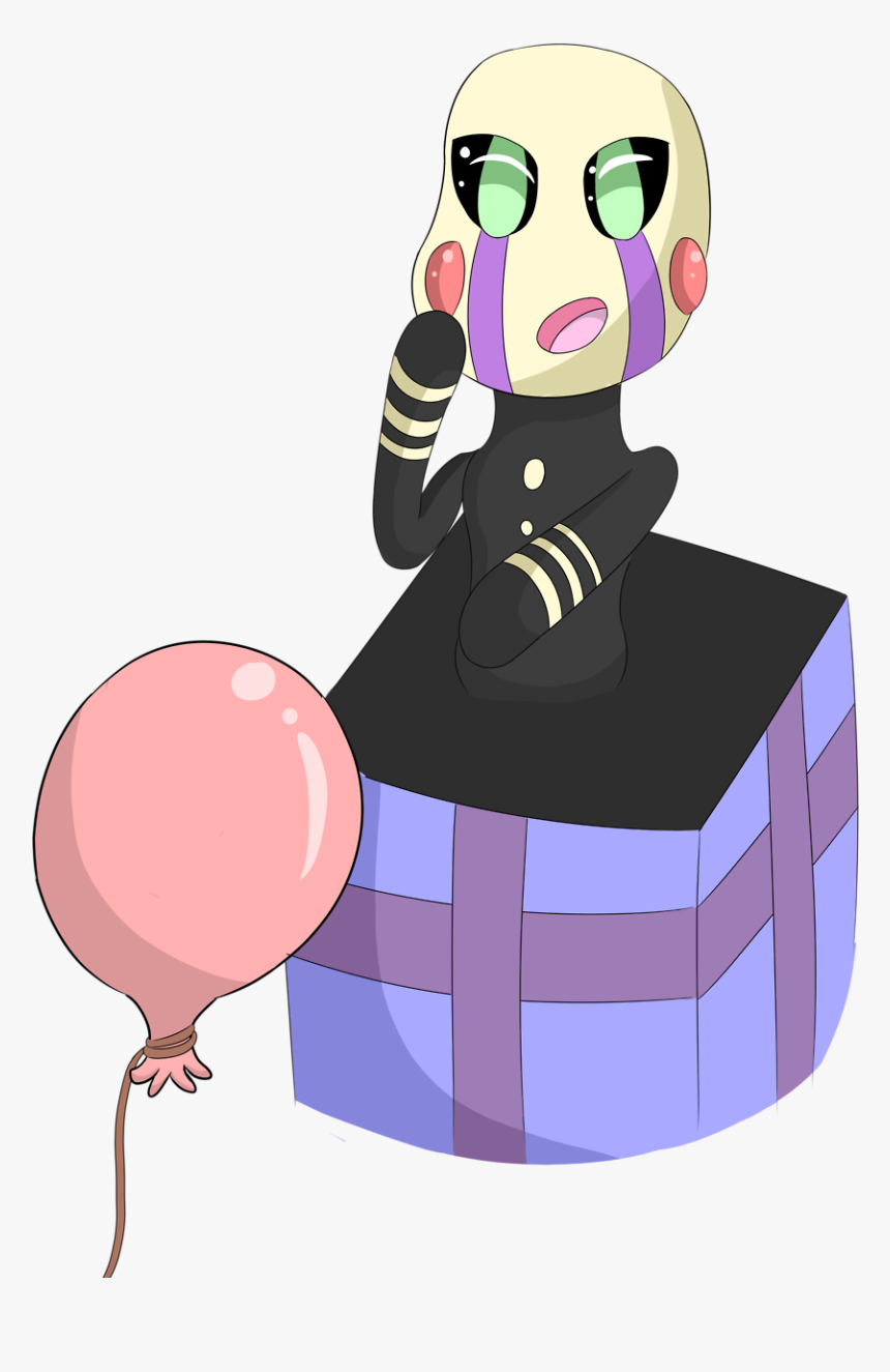 The Marionette Is A Gud Animatronic - Illustration, HD Png Download, Free Download