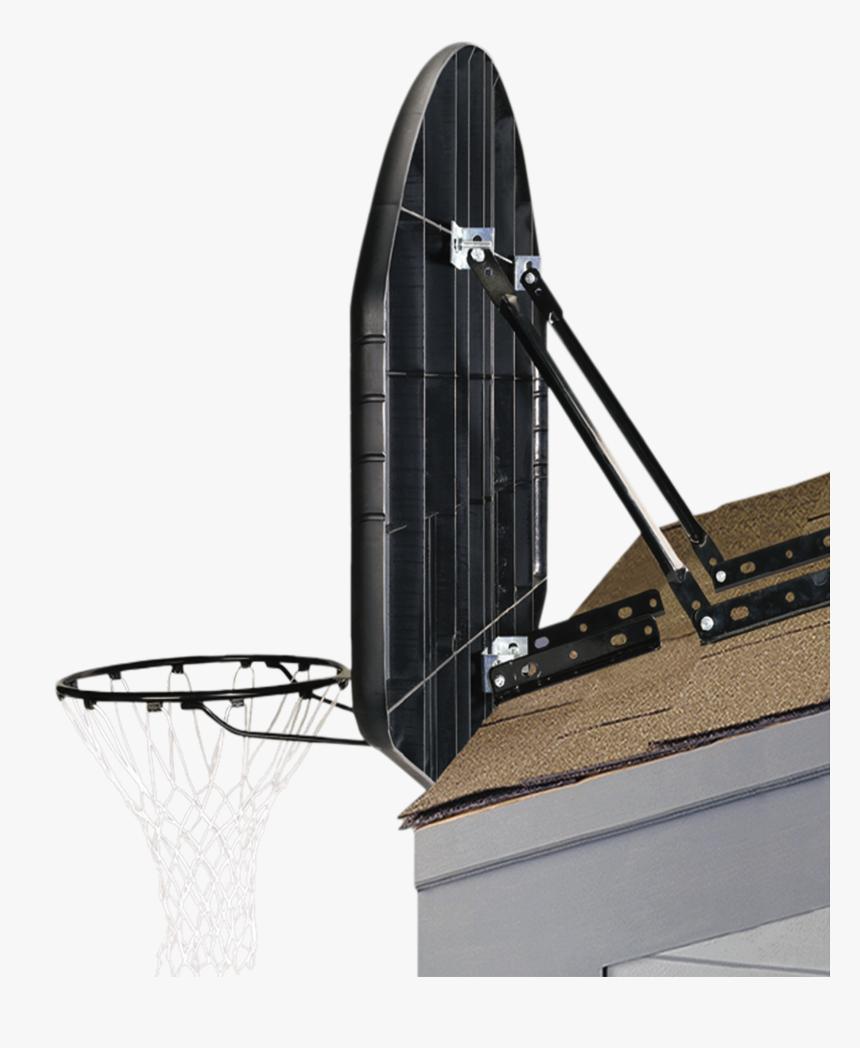 Universal Mounting Bracket - Universal Mounting Bracket Spalding Basketball, HD Png Download, Free Download