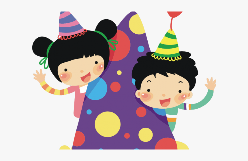 Birthday Hat Clipart Real Birthday - Make It A Party Clipart, HD Png Download, Free Download