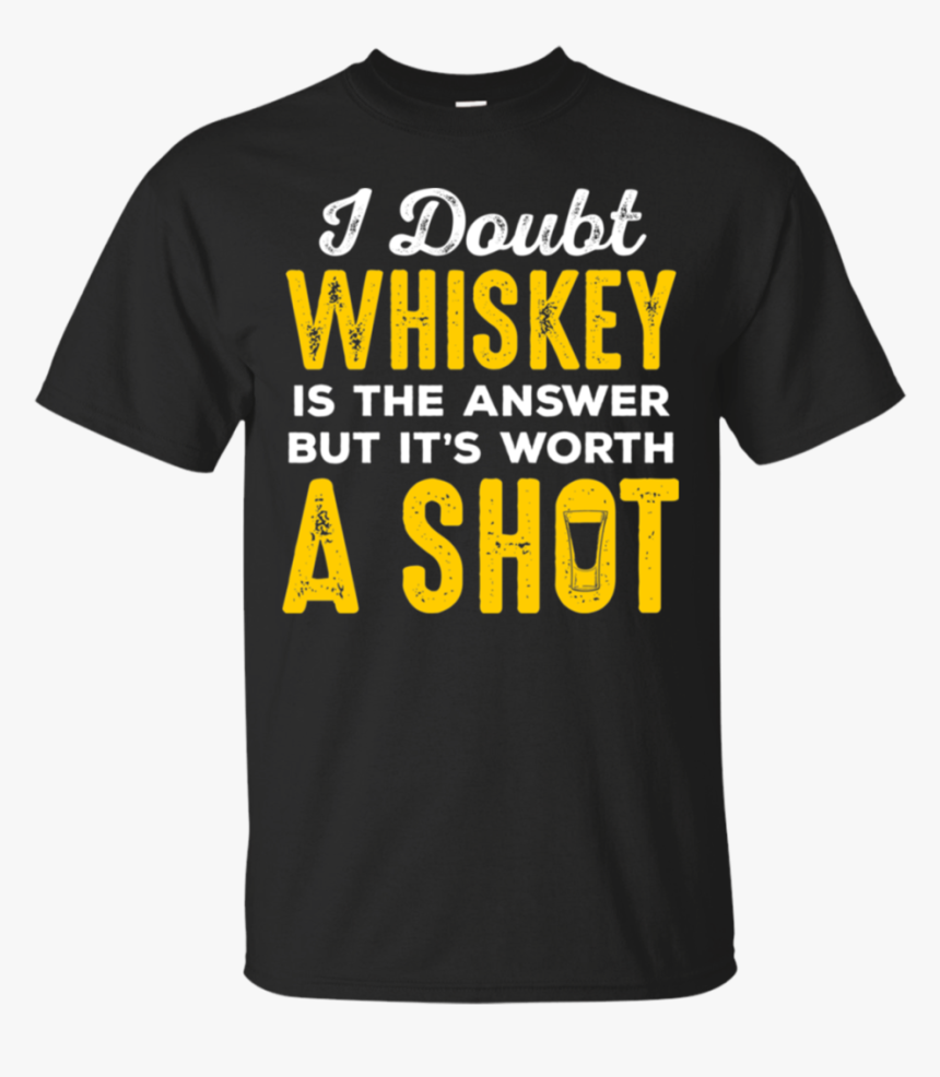 "I Doubt Whiskey Is The Answer But It""s Worth A Shot - Father Daughter Green Bay Packers, HD Png Download, Free Download"