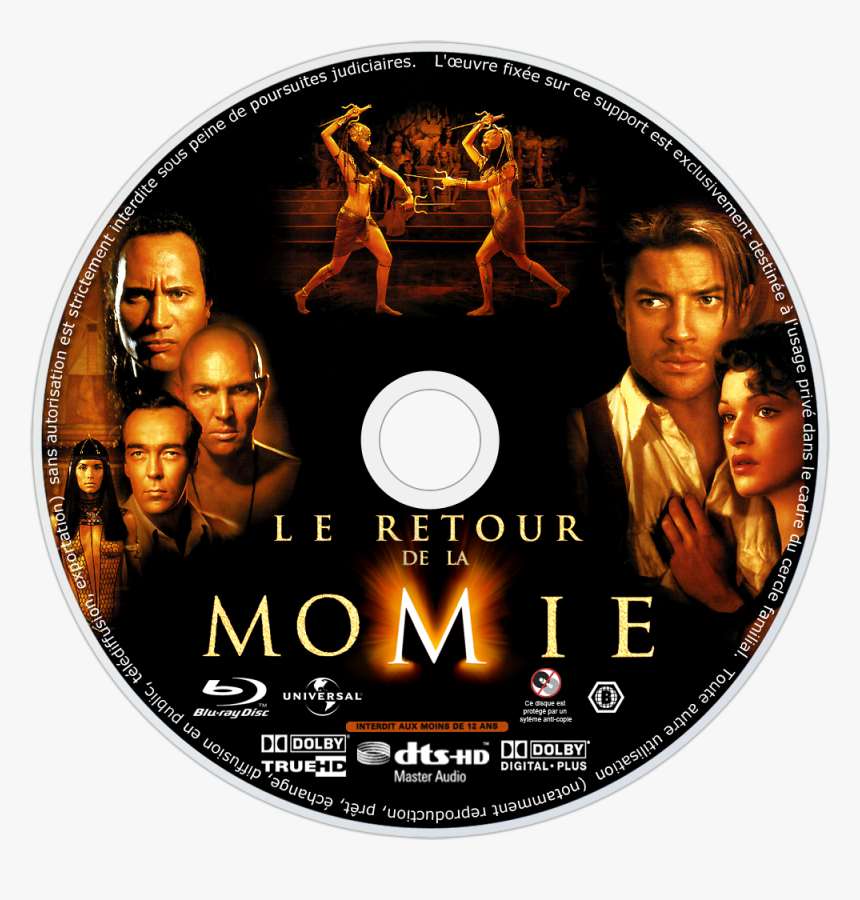 Movie Poster The Mummy Returns 2001 Hd Png Download Kindpng