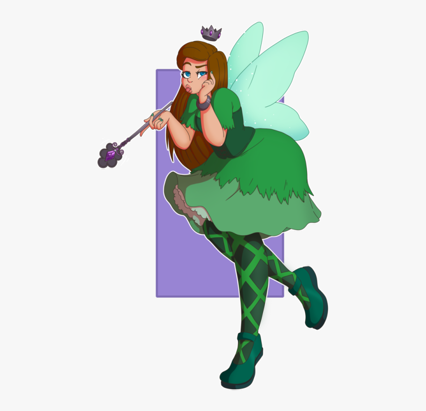 Let Me Explain Studios Girlfriend Fairy, HD Png Download, Free Download
