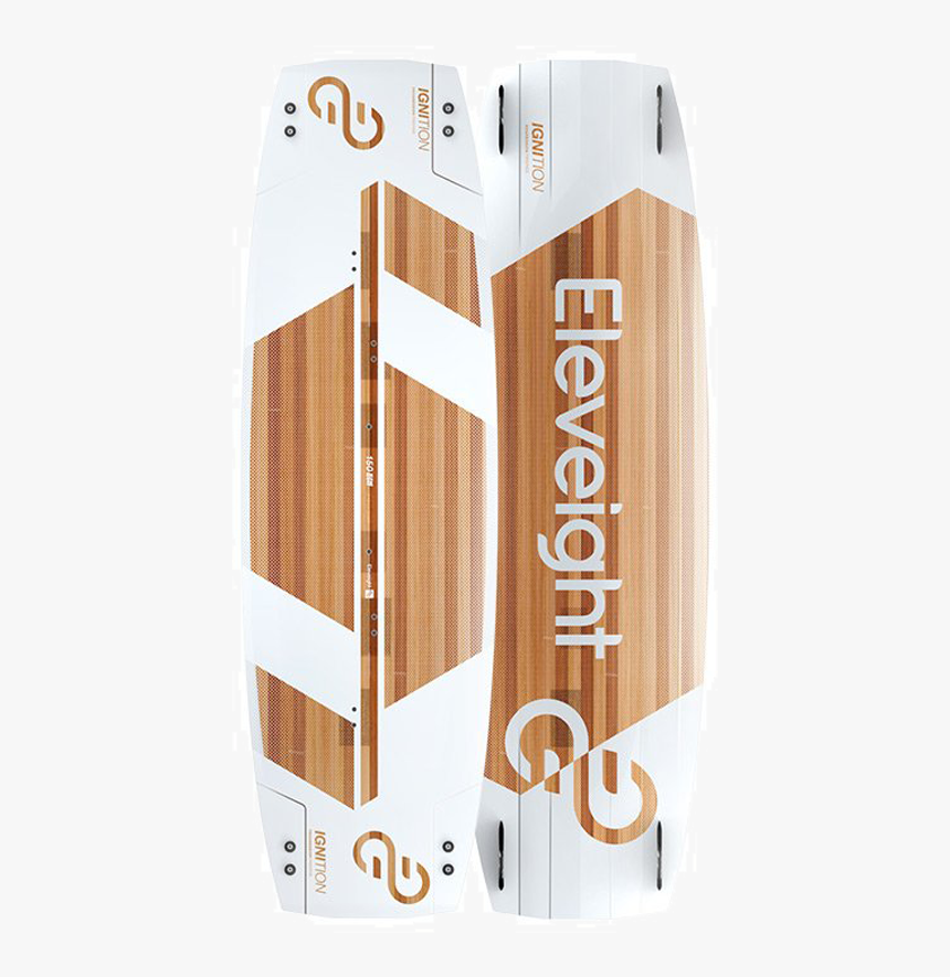 2019 Eleveight Ignition V2 Kiteboard - Twin-tip Ski, HD Png Download, Free Download