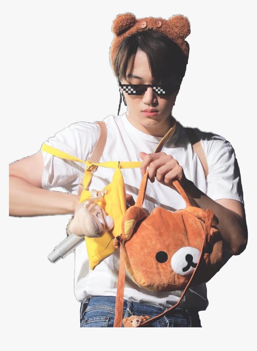 642 6427952 kpop exo kai kimjongin jongin bear hd