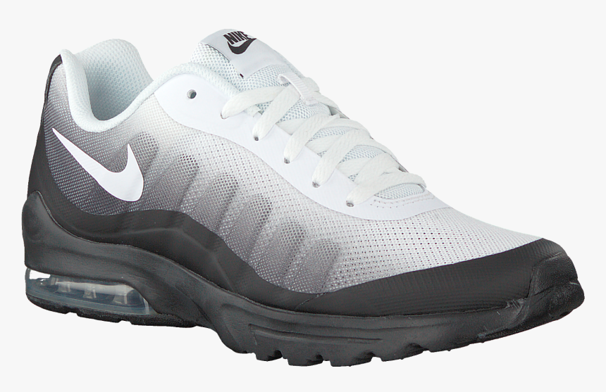 White Nike Low Sneakers Air Max Invigor Print - Running Shoe, HD Png Download, Free Download