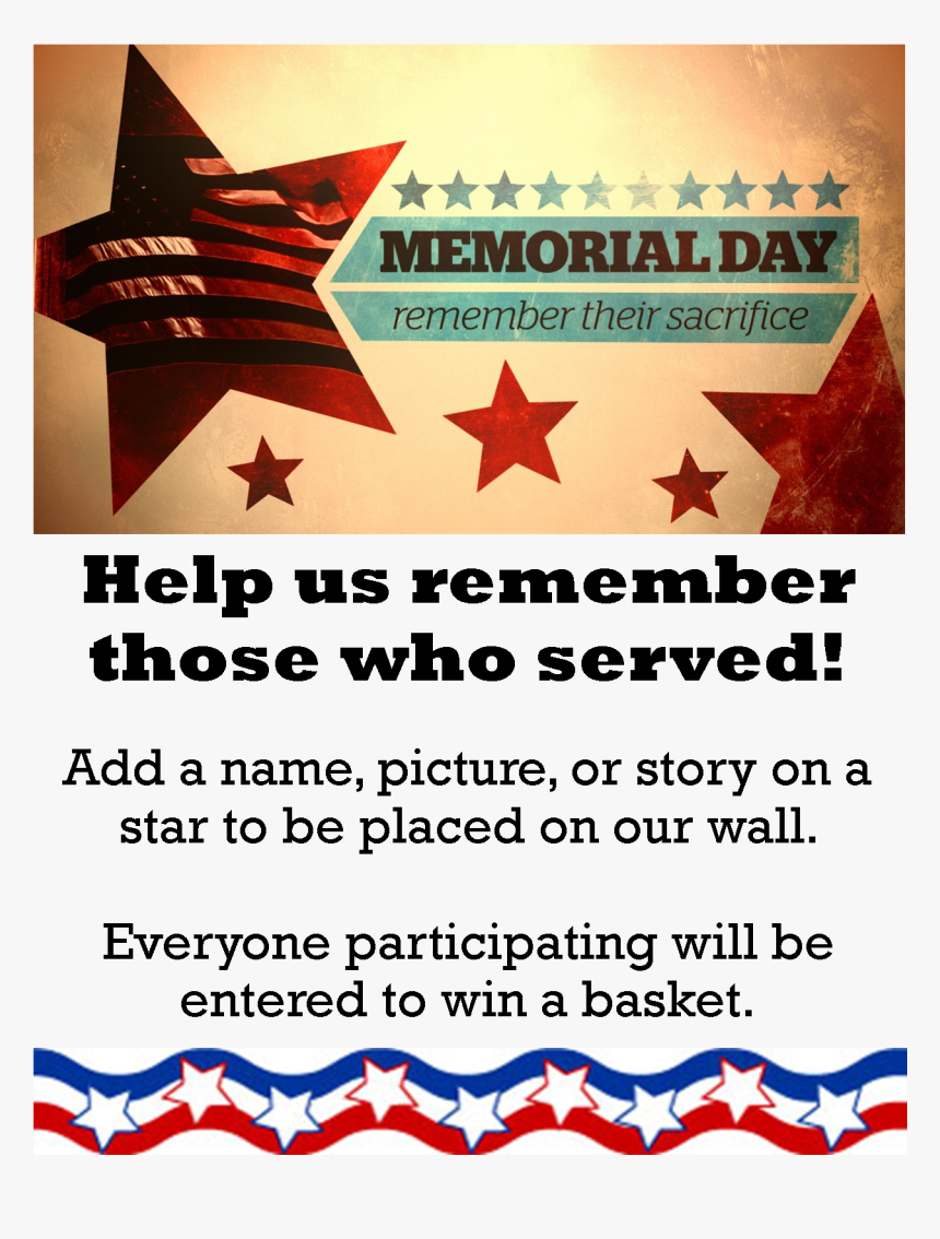 Memorial Day, HD Png Download, Free Download
