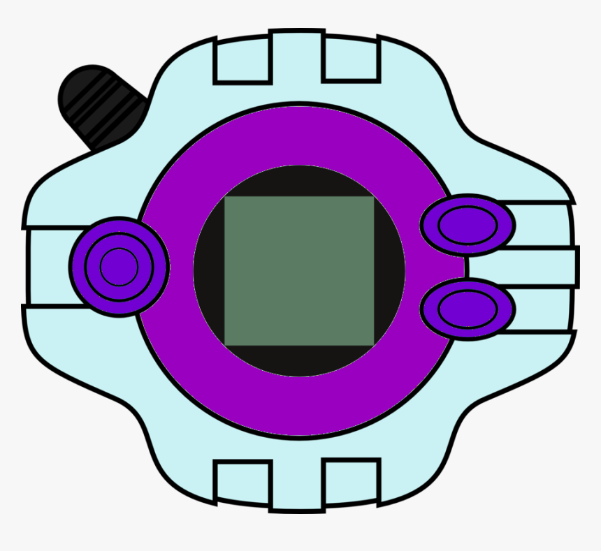 Digivice Png, Transparent Png, Free Download