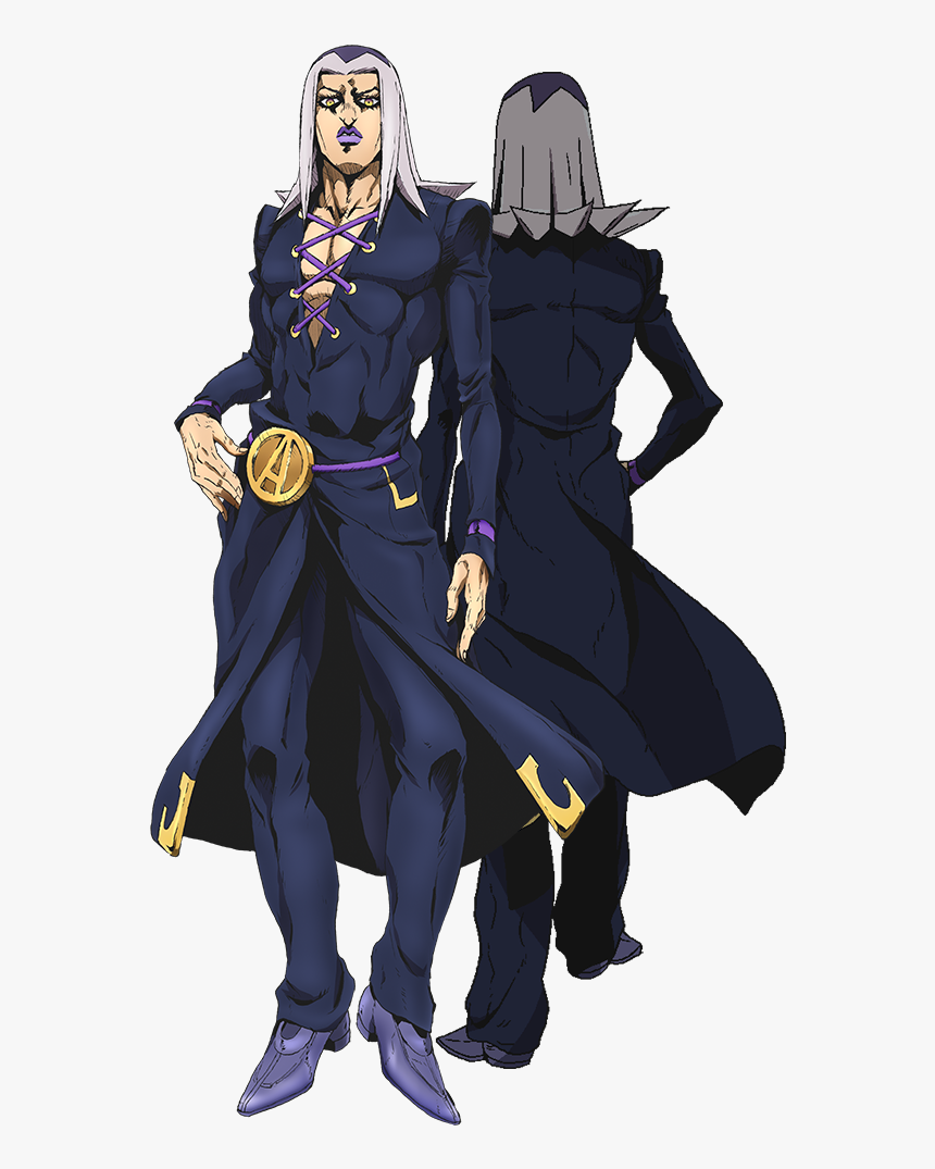 Abbacchio Cosplay, HD Png Download, Free Download