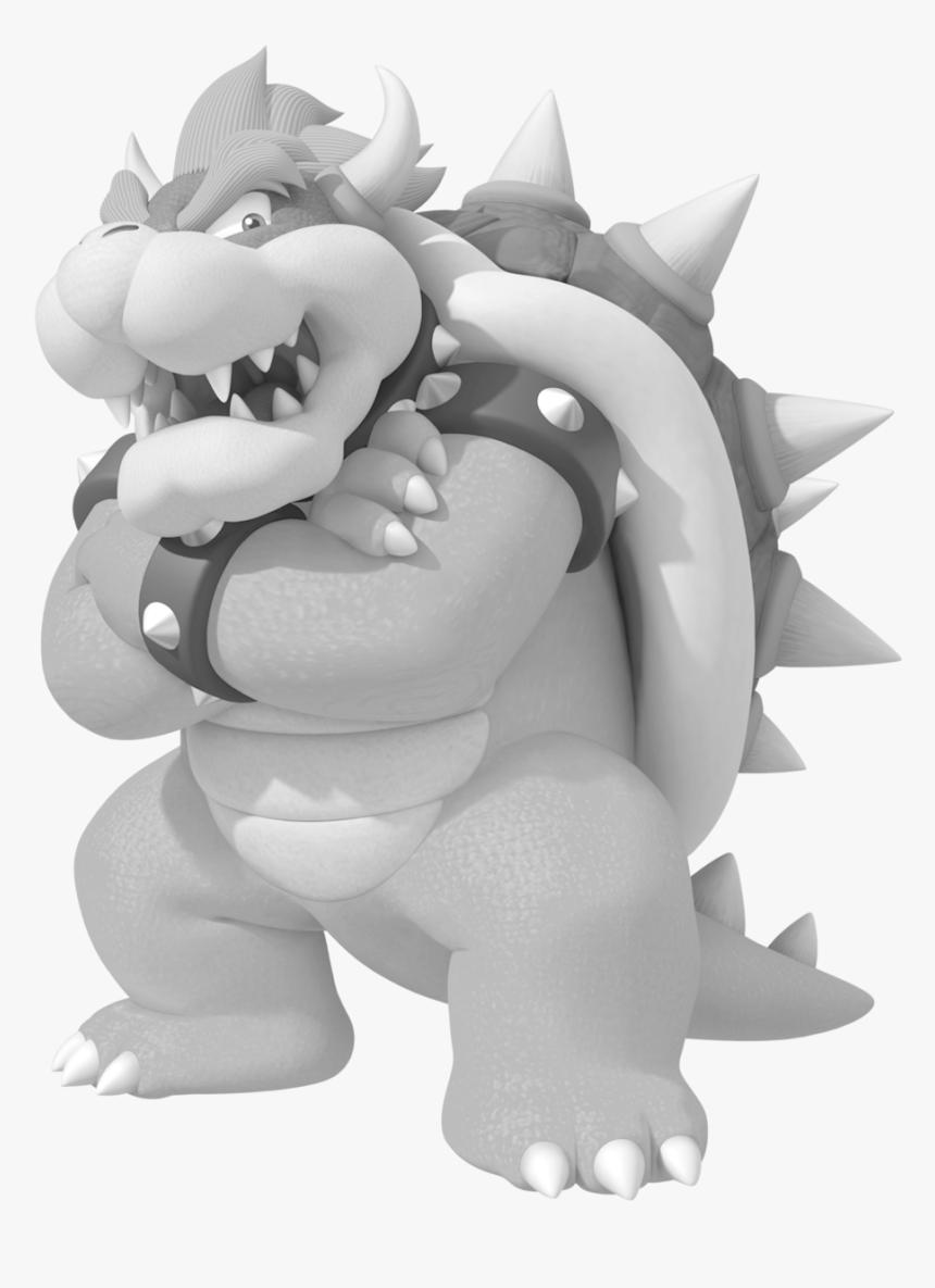 Super Mario Bros Characters Bowser Png Download Bowser