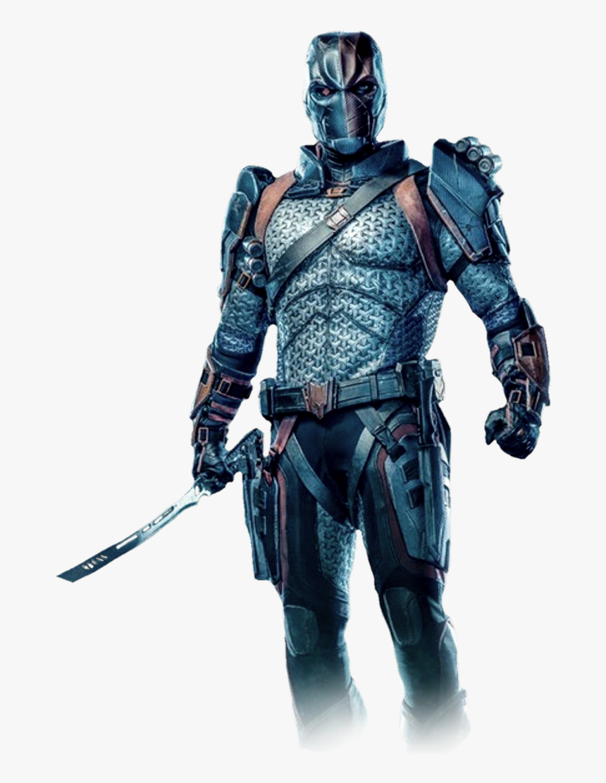 Titans Deathstroke Slade Wilson Png By Metropolis-hero1125 - Deathstroke Titans, Transparent Png, Free Download