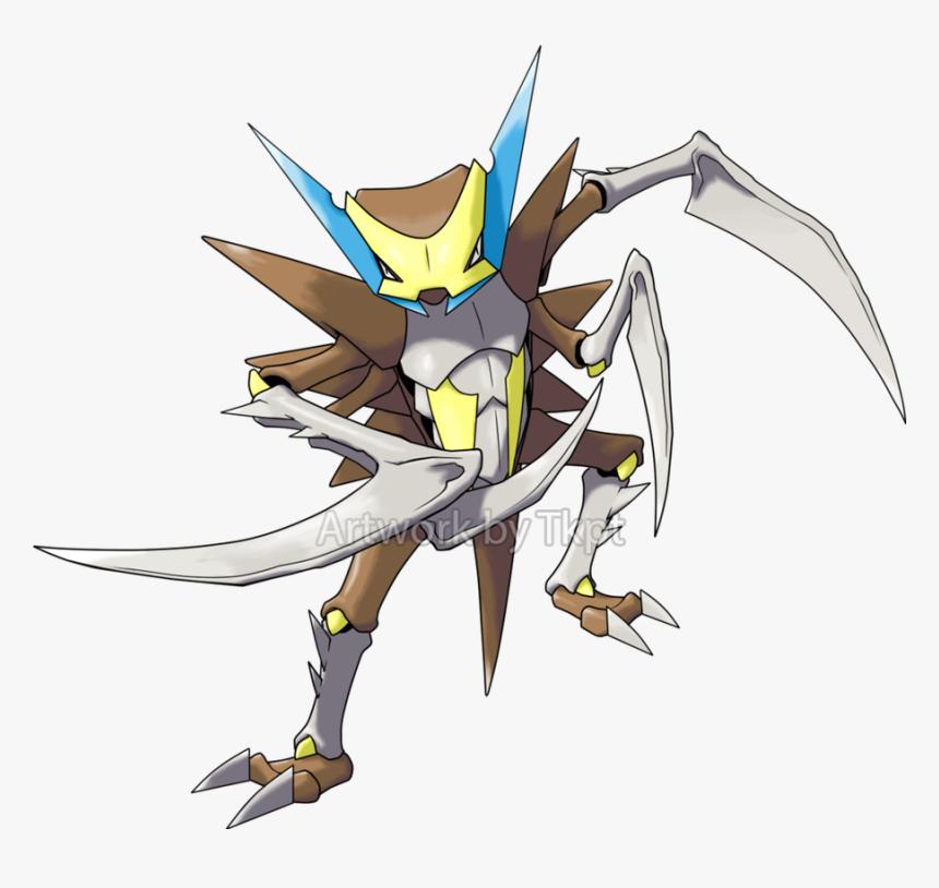 Pokemon Kabutops Mega Evolution, HD Png Download, Free Download