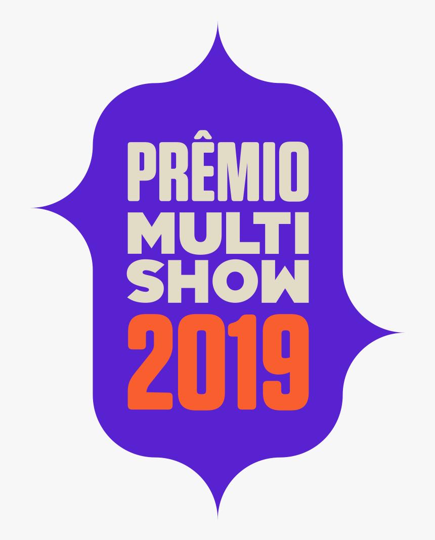 Prêmio Multishow, HD Png Download, Free Download