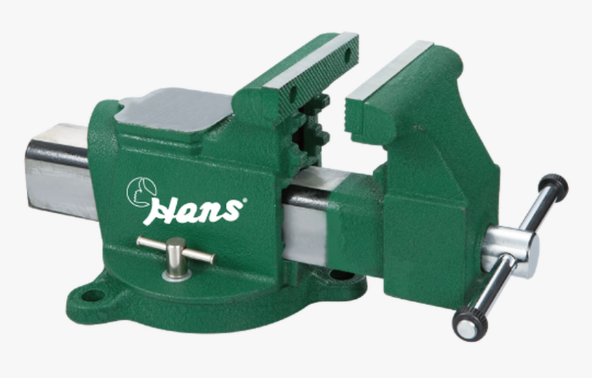 "Hans Swivel Vice 4"" - Hans Tools Vice, HD Png Download, Free Download"