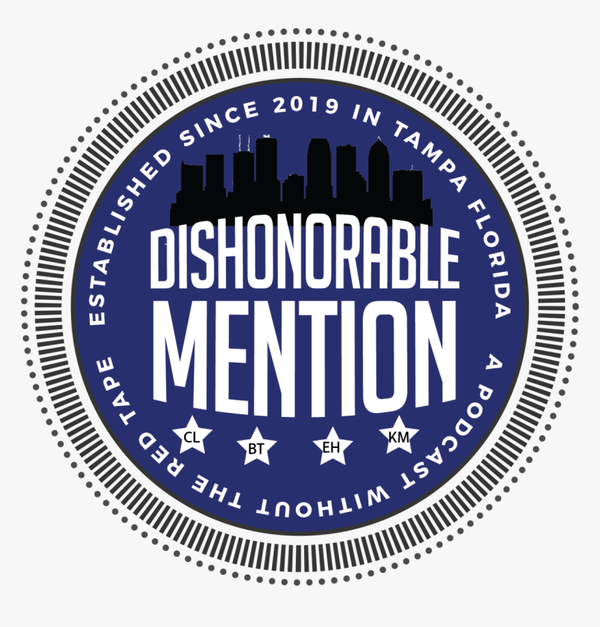 Dishonorable Mention Podcast Episode - Circle, HD Png Download, Free Download