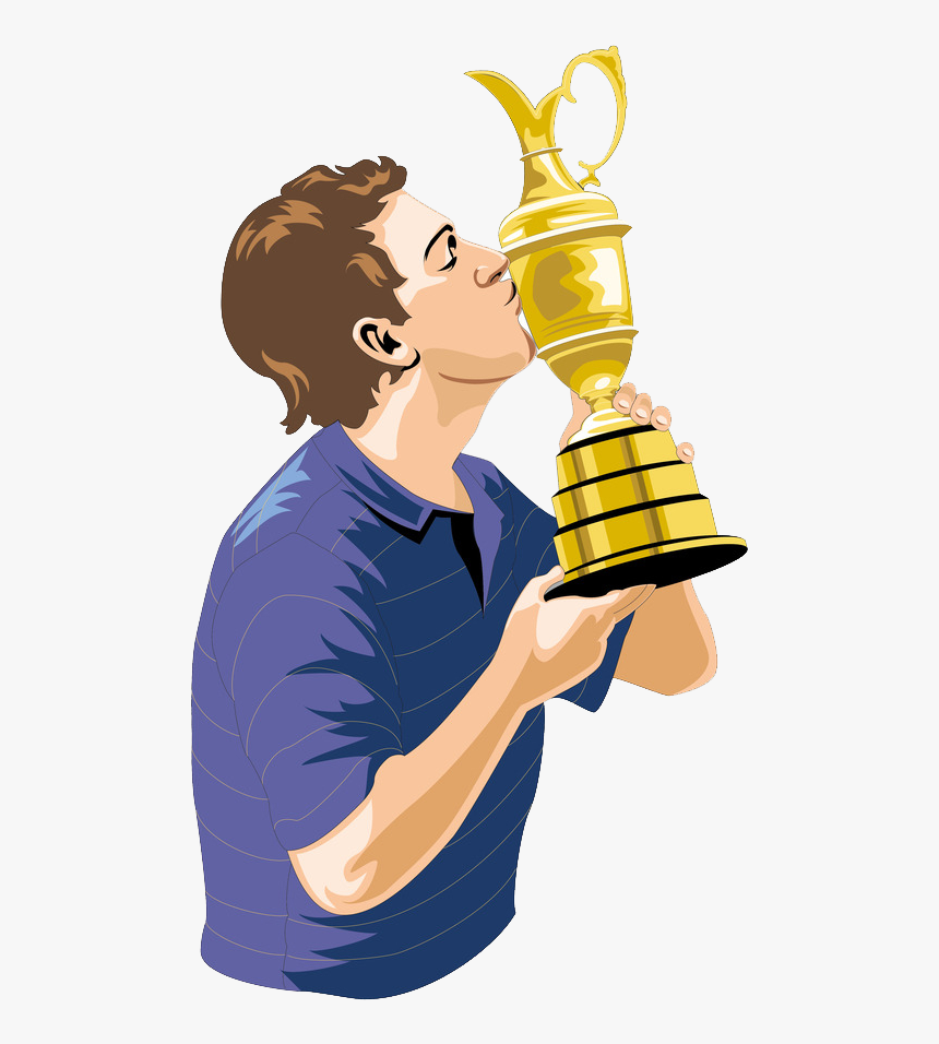 U B Icon Happy Man Transprent Runnerup - Icon, HD Png Download, Free Download