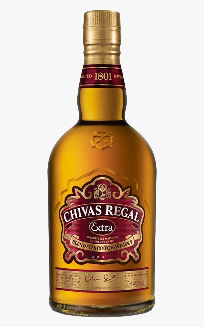 Whisky Chivas Regal Extra 750ml, HD Png Download, Free Download
