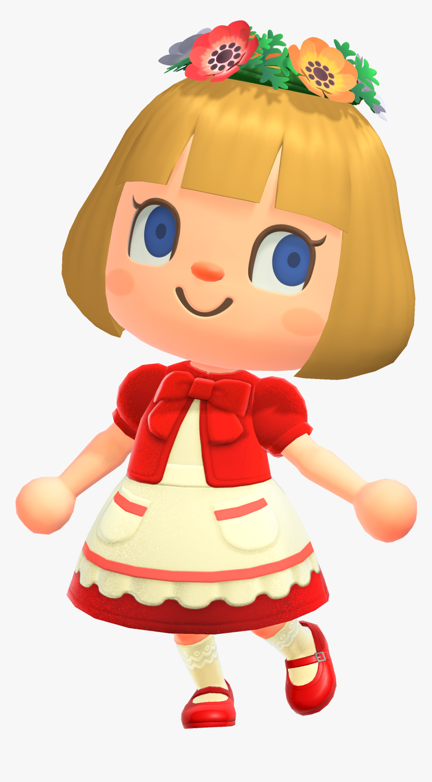 Animal Crossing New Horizons Characters Hd Png Download Kindpng