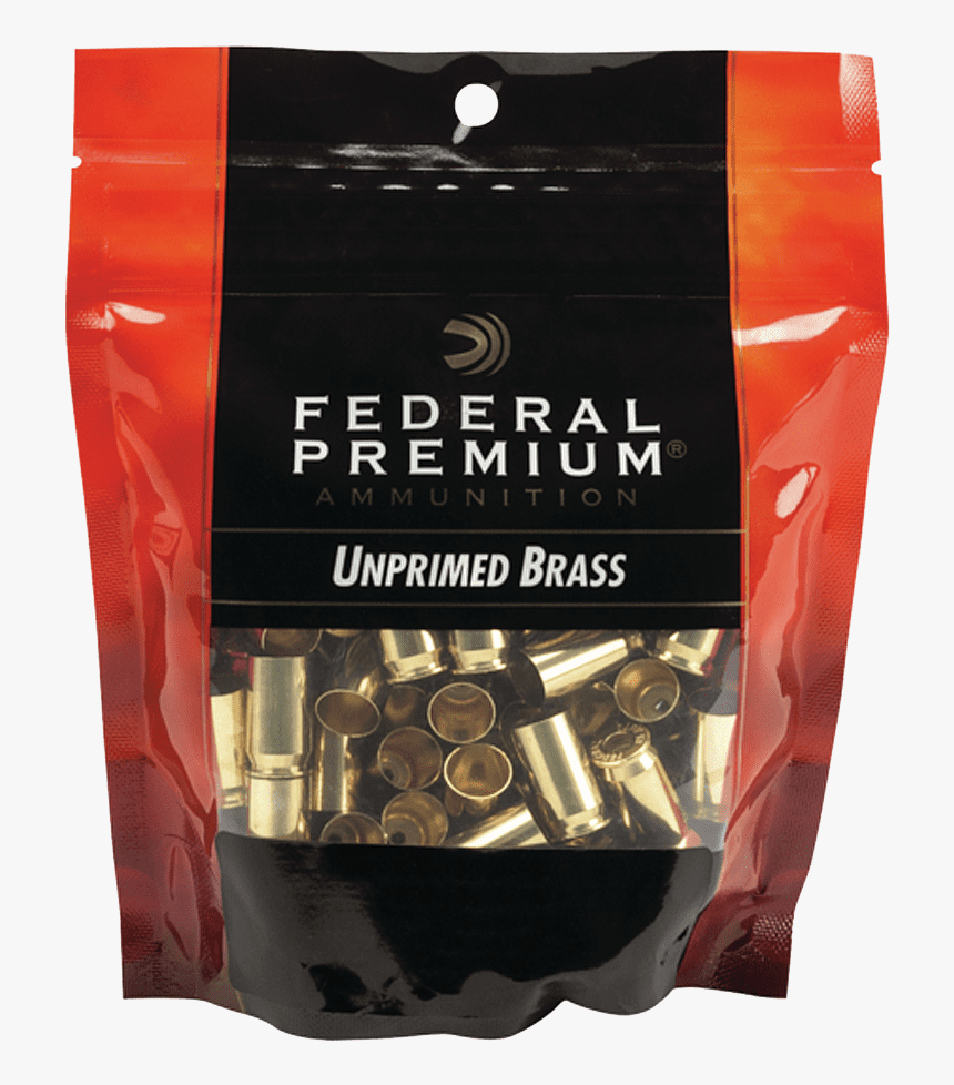 9mm Federal Gold Medal, HD Png Download, Free Download