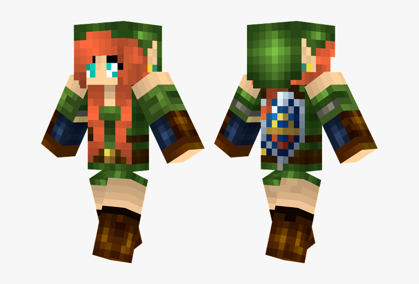 Skin De Demonio Minecraft, HD Png Download, Free Download