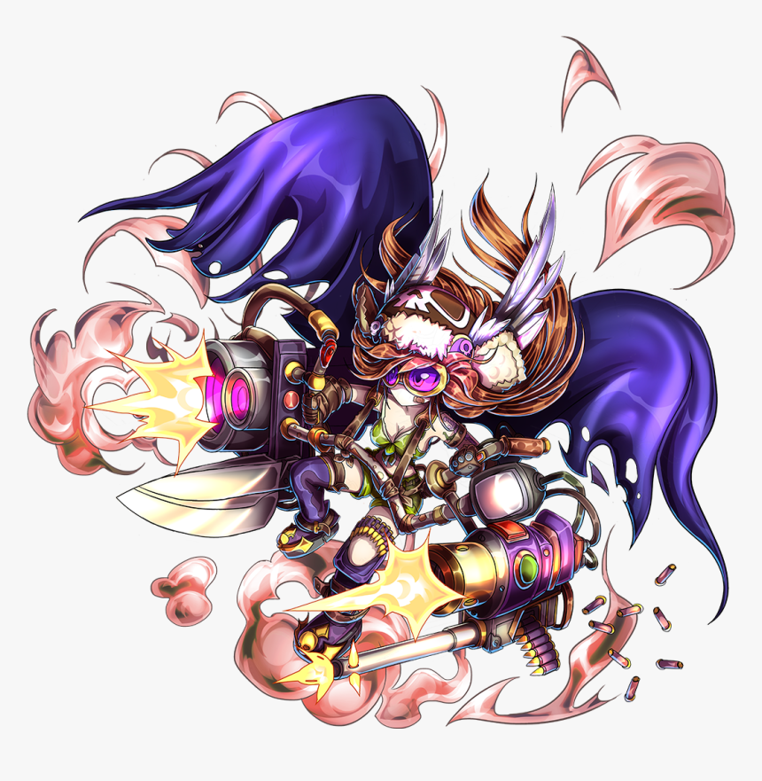 Brave Frontier Europe - Brave Frontier Plumatachi, HD Png Download, Free Download