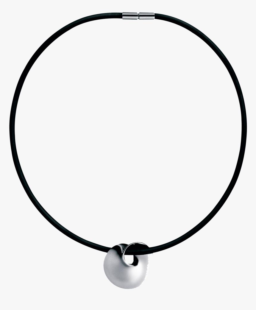 Möbius Pendant - Sterling Silver - Georg Jensen, HD Png Download, Free Download