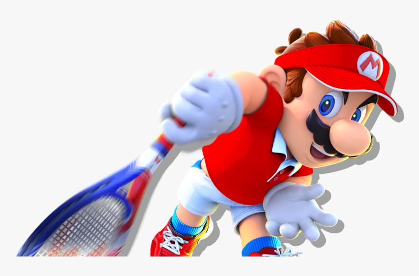 Mario Tennis Aces Mario 10, HD Png Download, Free Download