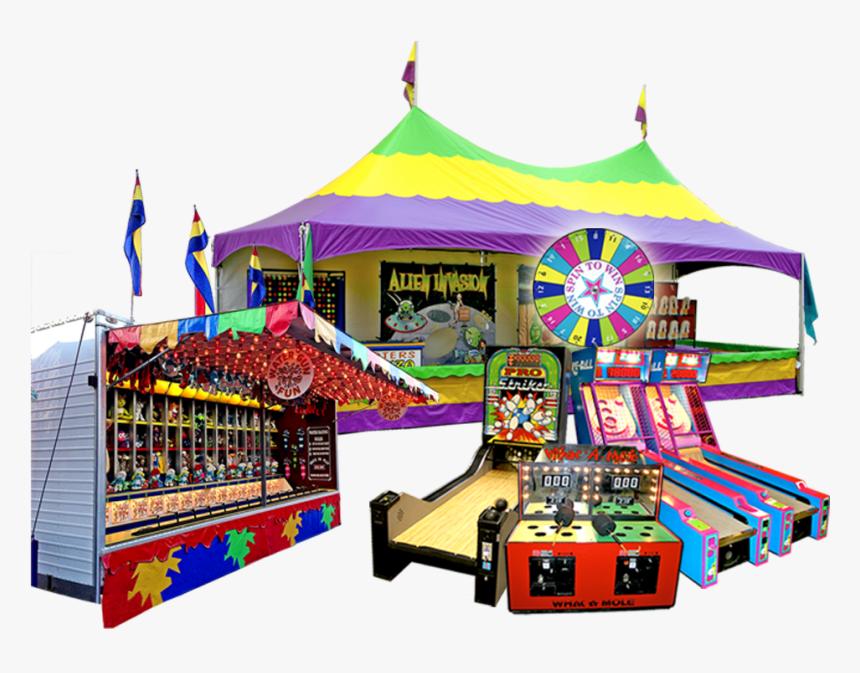 Carnival Games Rentals Ga - Fair, HD Png Download, Free Download