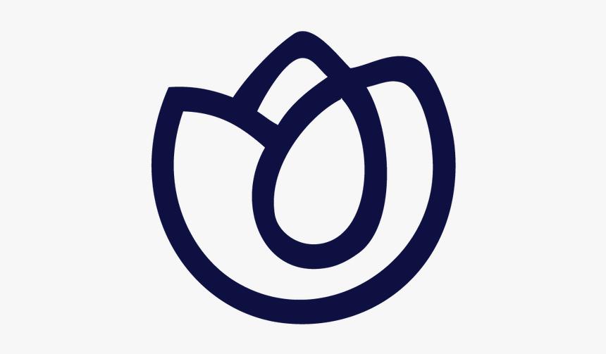 Minimal Tulip Logo, HD Png Download, Free Download