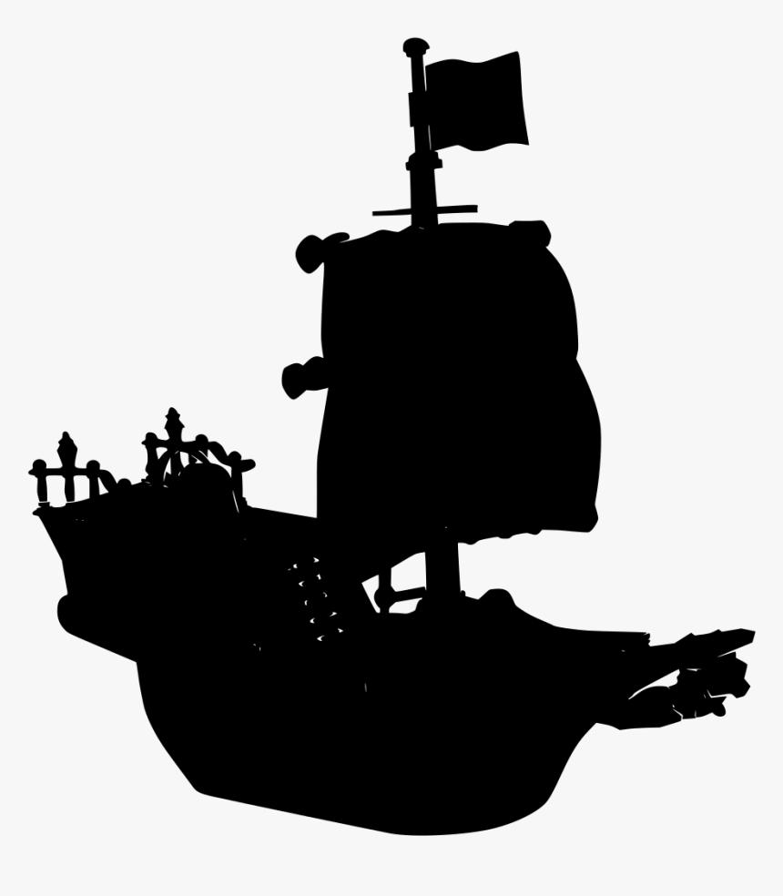 captain hook ship cartoon hd png download  kindpng