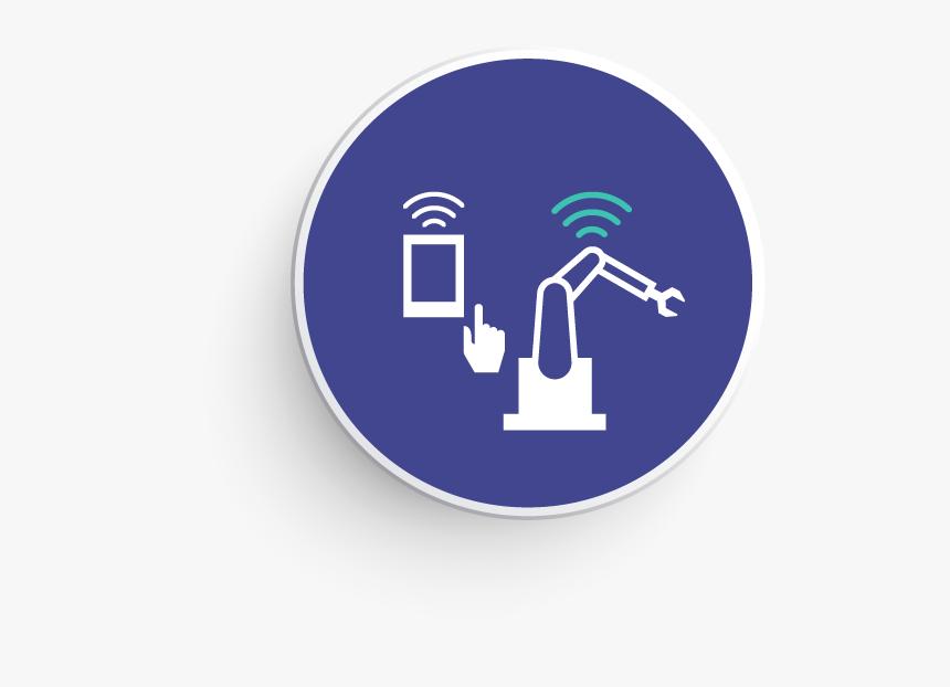 Bluesmart Inicio Icono Sensorizacion02 - Icono Industria 4.0 Png, Transparent Png, Free Download